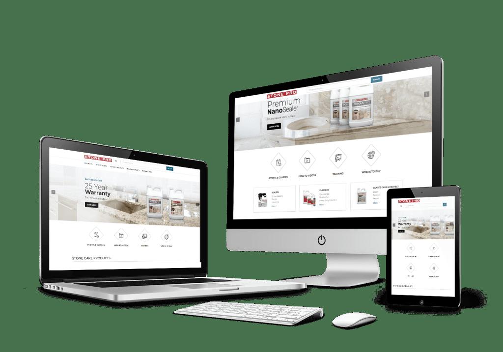 creation de site responsive web design
