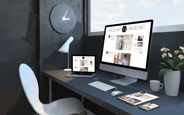 Webmaster wordpress refonte site web blog paris