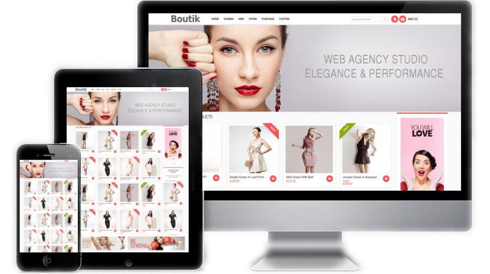 creation site ecommerce paris